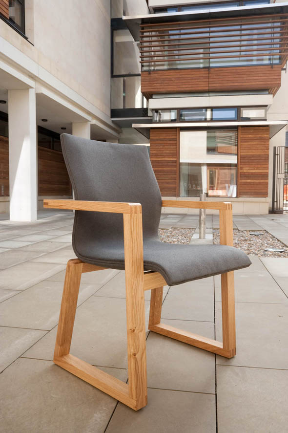 St Johns College Chair